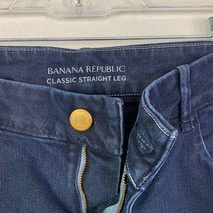 Banana Republic sz12 classic straight leg jeans